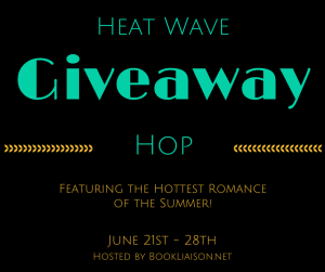 New Heat Wave Giveaway Hop Banner
